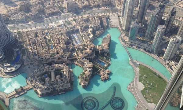 Five awesome reasons to go to Dubai for honeymoon