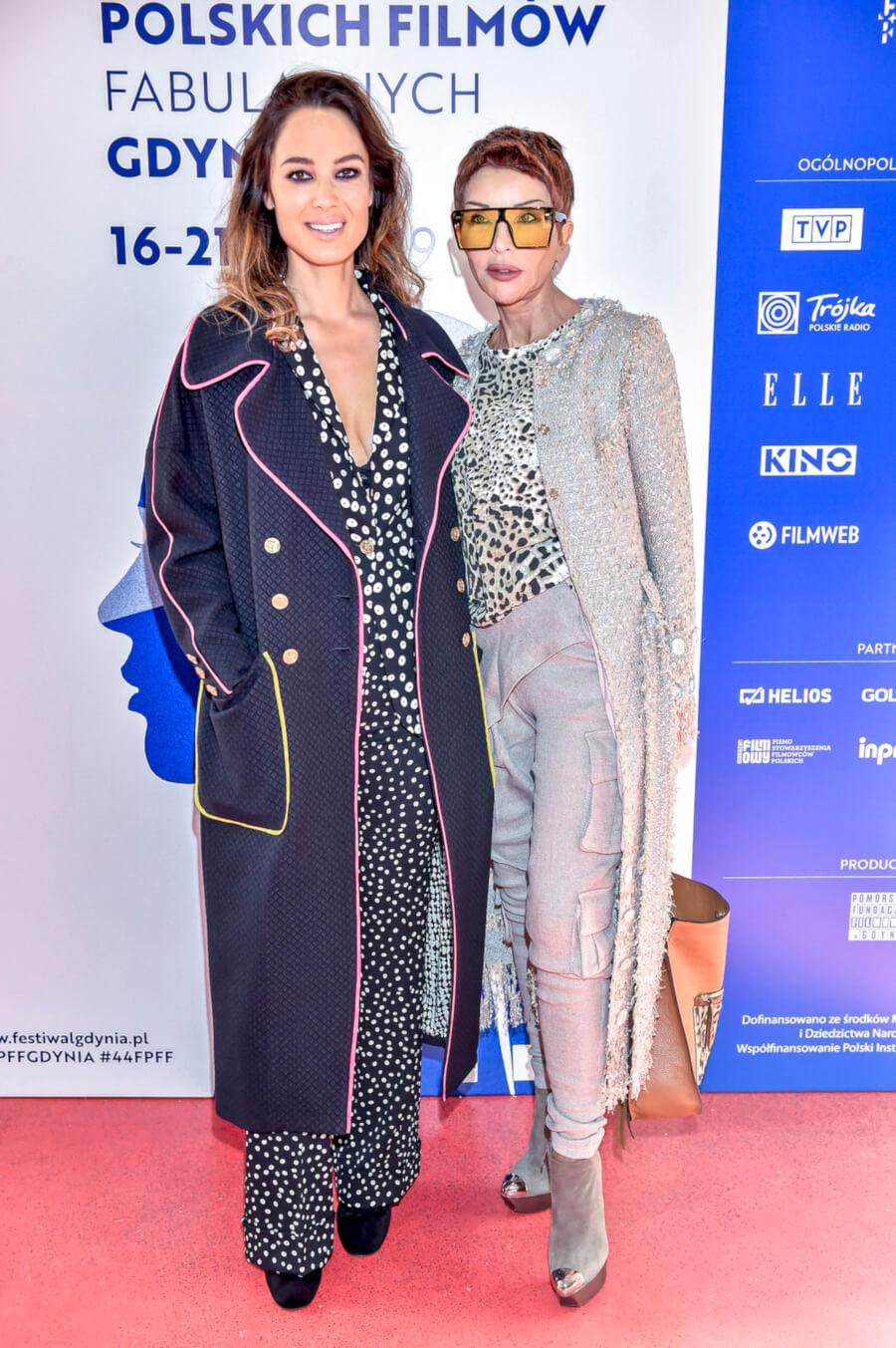 Berenice Marloh und Ewa Minge