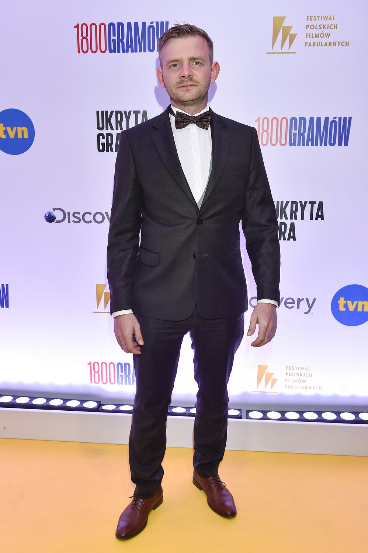 Schauspieler Rafał Zawierucha