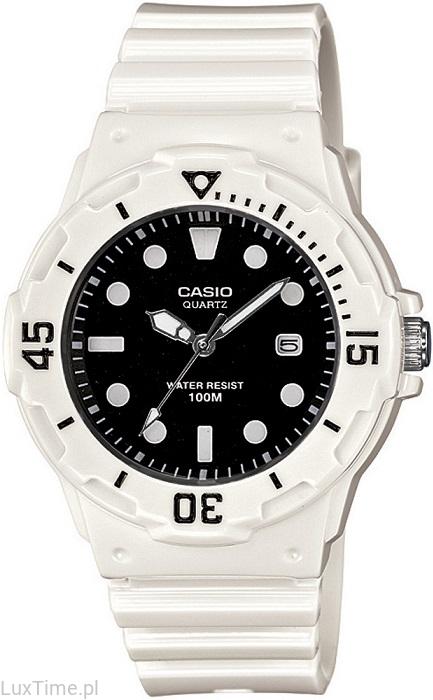 damski zegarek CASIO sportowy