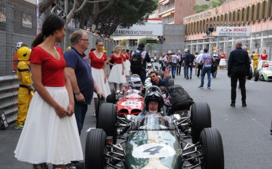 Le Grand Prix Historique de Monaco