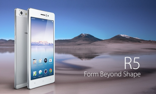 Oppo R5 - Form Beyond Shape