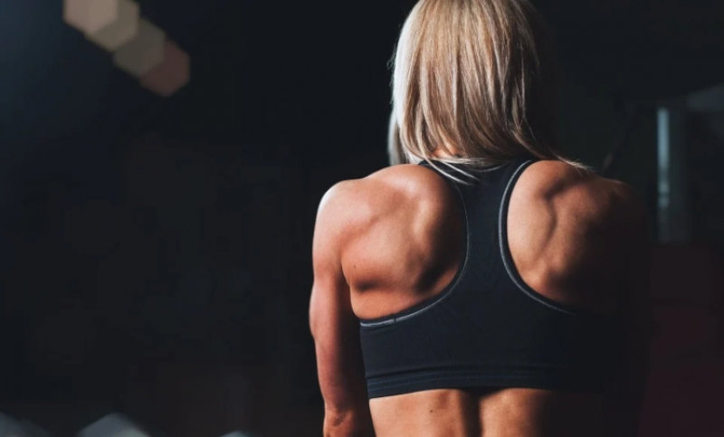 The Female Body Dynamics and Anabolic Steroids
