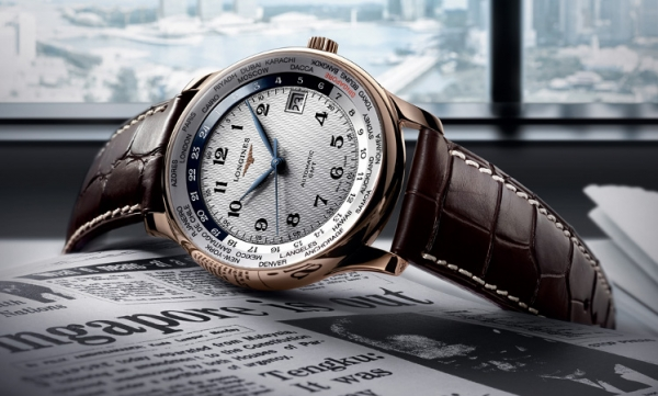 Longines celebrates Singapore's 50th Anniversary of Independence with an exclusive limited edition watch
