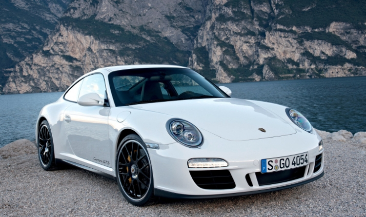 Porsche at the Los Angeles Auto Show with Three New Models
