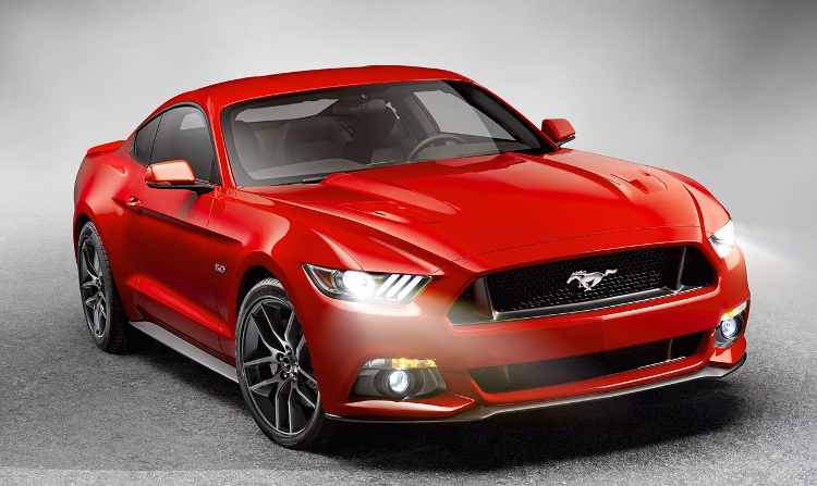 Exclusive Ford Mustang