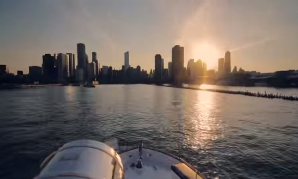 Channel 1: Chicago by boat: A timelapse journey