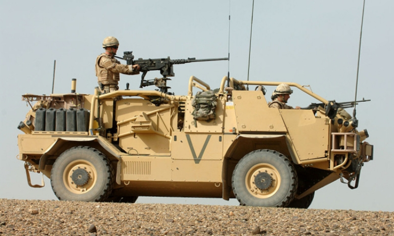 Armoured cars - vehicles which are unique in every way