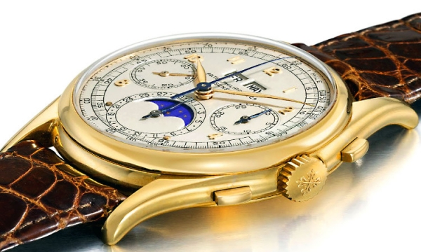 Channel 4: Top 10 Most Expensive Watches in the World 2015