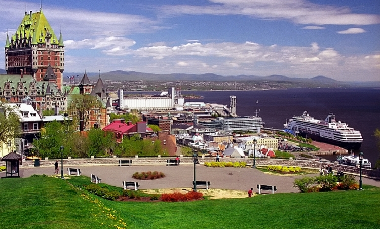 Discover the beauty of Quebec!