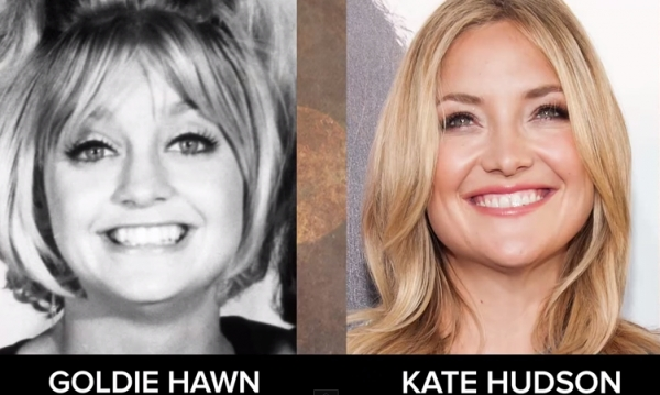 Channel 2: 12 Celebs Who Look Exactly Like Their Famous Parents