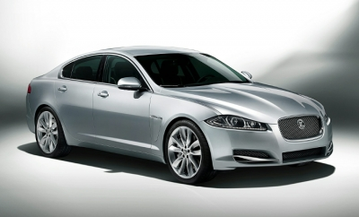 Check luxury Jaguar XF